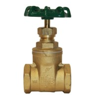 DR Watermark Brass Gate Valve