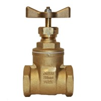 T Handle DR Watermark Gate Valve