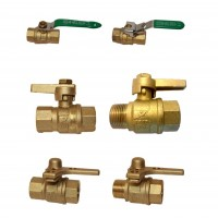 "DR ""Bettaflo"" Ball Valves"