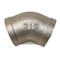 F & F 45° Elbow