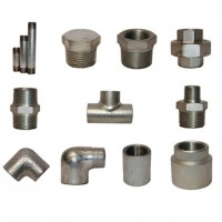 Gal Steel Fittings